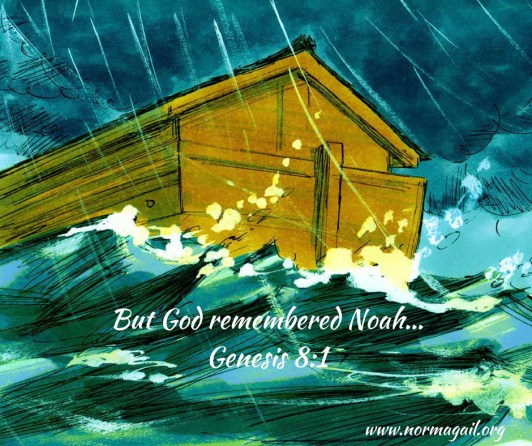 God Remembered Noah