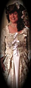 Janine Mendenhall period costume