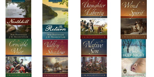 Books by J.M. Hochstetler