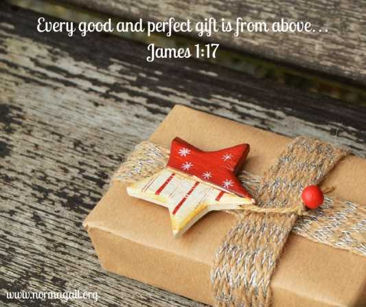 The Perfect Gift scripture