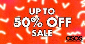 ASOS 50% sale