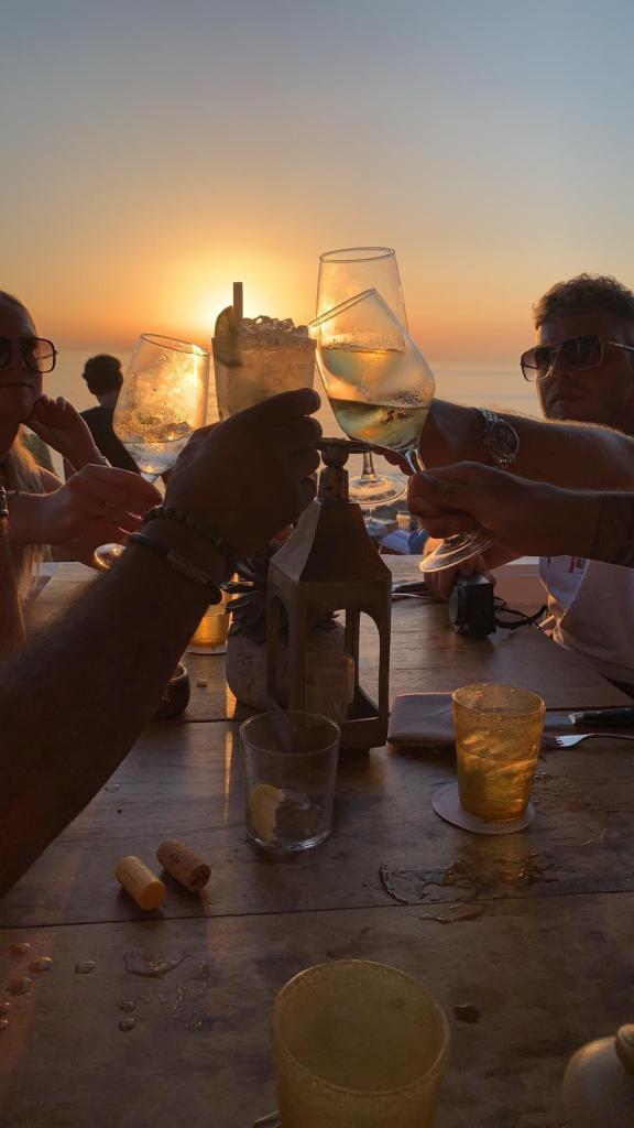 sunset restaurant la torre ibiza
