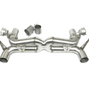 Ferrari 488 GTB/Spider Valvetronic Dual Tone Exhaust System
