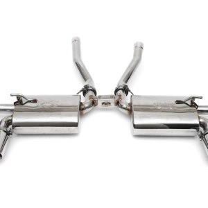 Porsche 958 S / GTS Maxflo Performance Exhaust System (2011-2014)