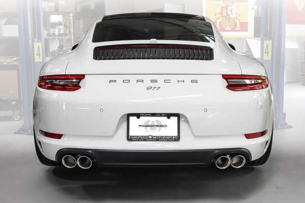 Porsche 991.2 Carrera Performance Package (2017-2019)
