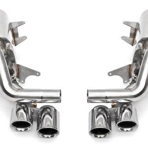 Porsche 991 Carrera Maxflo Performance Side Exhaust System (2012-2016)