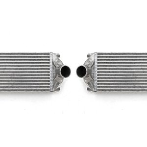 Porsche 996 GT2 Clubsport Intercoolers with Silicone Boost Hose (EVOMS) (2001-2005)