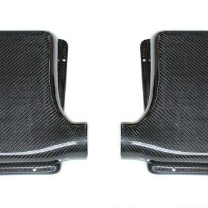 Ferrari F355 Carbon Fiber Air Box Covers (5.2 Models Only)