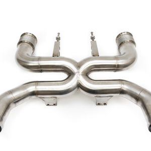 McLaren 720s Supersport X-Pipe Inconel 625 Exhaust System