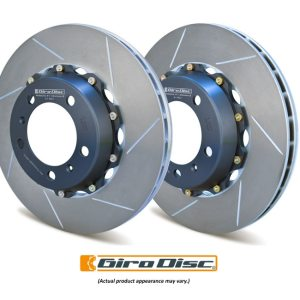 Porsche 996 Carrera GiroDisc Upgraded Brake Rotors (1999-2004)