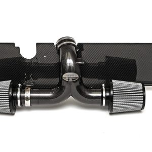 Porsche 996 Carrera Carbon Fiber Competition Air Intake System (2000-2004)
