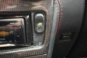 Ferrari F430 window switch with some stickiness