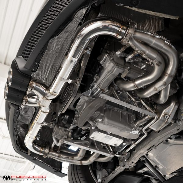 Porsche 991.2 Speedster Race Competition Exhaust System Package (2019-2020)