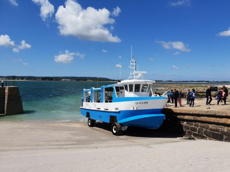 Visiter l'île de tatihou / Saint-Vaast-la-Hougue - UNESCO - Normandie  Tourisme