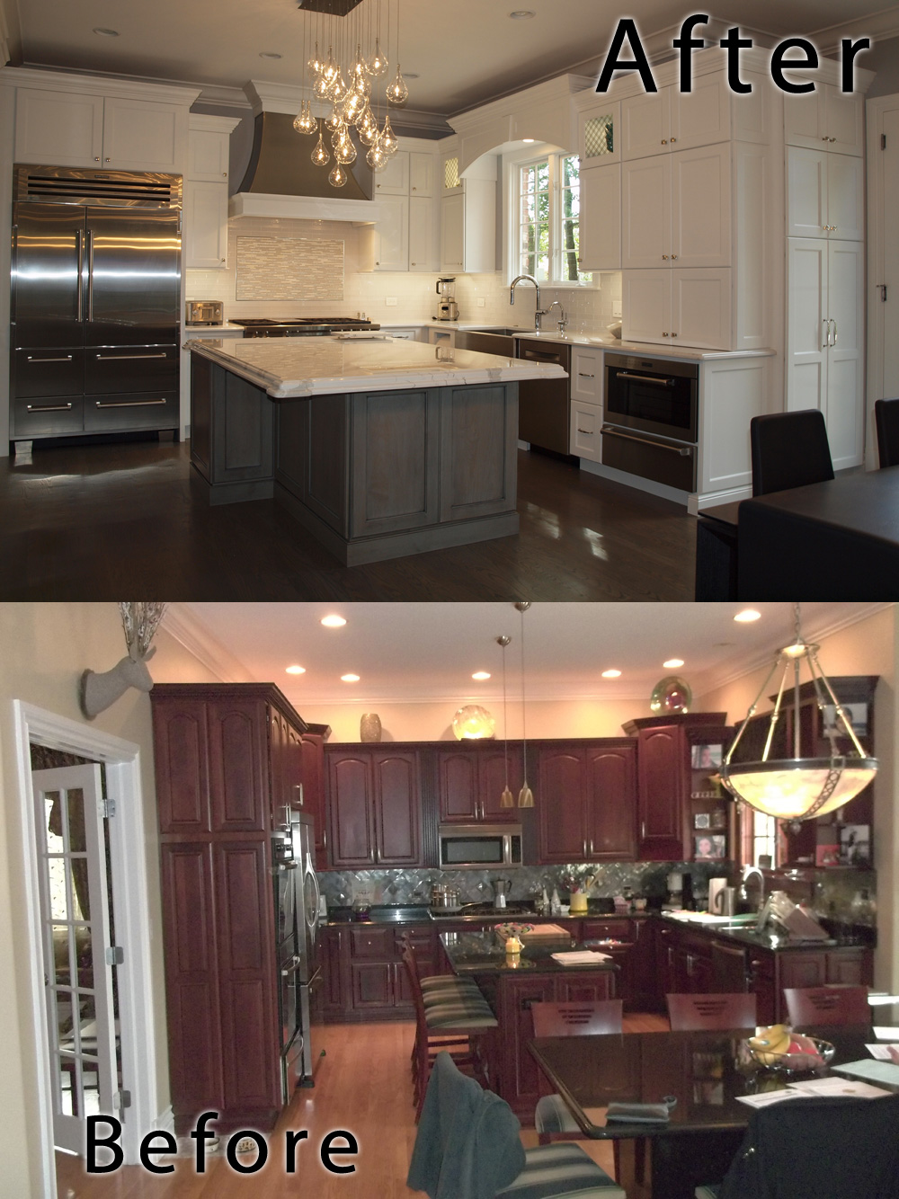 kitchen remodel before and after normandy remodeling on kitchen design remodeling ideas better homes gardens id=57162