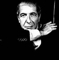 Leonard Cohen, late 1990s.