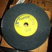 Norton Grinding Wheels New, Various Sizes And Styles