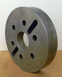 """Quality 12"""" Face Plate For Lathe"""