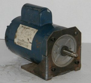 Franklin Electric 2 HP Single Phase AC Motor