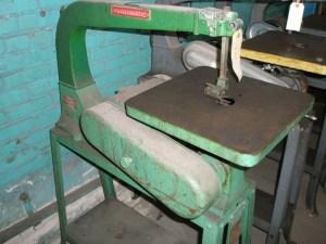 "Powermatic 24"" Woodworking Scroll Saw, Model 95"