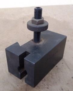 Enco 1730 CM Quick Change #2 Morse Taper Tool Holder