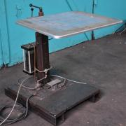 Welding Positioning-hydraulic Lift Table