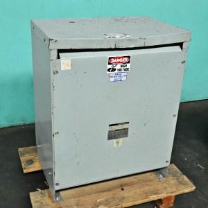 Hitran 63 KVA Power Transformer 3 Phase 60 Hz
