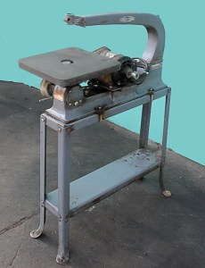 Rockwell Delta Woodworking Scroll Saw