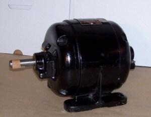 Peerless 1/2 HP 3 Phase Motor With P16 Frame