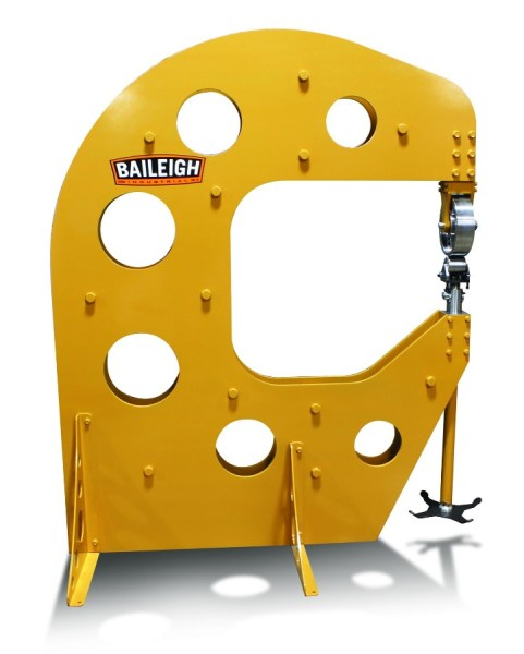 Baileigh 10 Gauge Heavy Duty English Wheel, EW-37HD