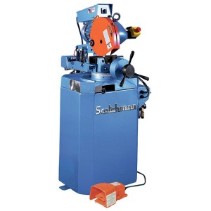 "Scotchman 14"" Semi-Automatic Cold Saw, CPO 350 PKPD"