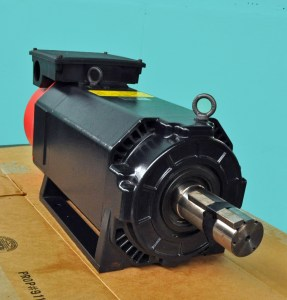 Fanuc A8-8000 20 HP Spindle Motor