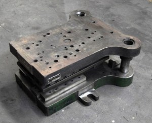 """Union 10"""" x 14"""" Die Set For Punch Press"""