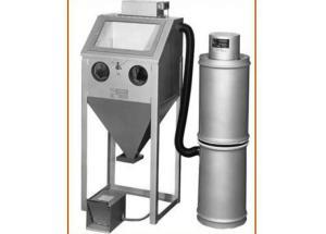 "Trinco 24"" x 18"" Dry-Blast Sandblaster Cabinet with BP Dust Collector"