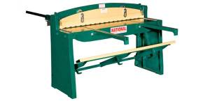 "National 52"" x 16 Gauge Foot Shear, N5216"
