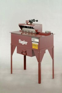 Flagler 24 Gauge Junior Pittsburgh Machine