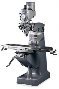 """Sharp 9"""" x 42"""" Vertical Mill, LMV"""