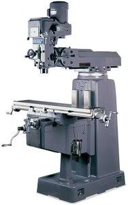 "Sharp 10"" x 50"" Vertical Knee Mill, TMV-1"