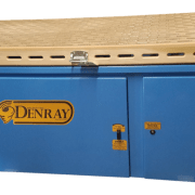 "Denray 36"" x 72"" Wood Sanding Down Draft Table, 3672B"