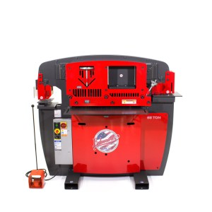 Edwards 65 Ton JAWS V Hydraulic Ironworker