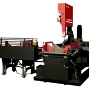 Amada Marvel 20″ x 25″ Vertical Tilting Band Saw with Programmable Control and Servo Shuttle, VT5063S (Formerly 2125APCS)