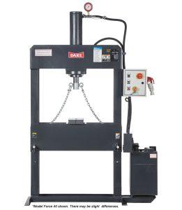 Dake 100 Ton H-Frame Press, Force 100