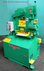 Uni-Hydro 45 Ton Ironworker, 45-14