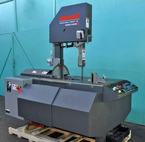 """Marvel 18"""" x 22"""" Vertical Tilting Band Saw with Power Tilting Head Option, Series 8 Mark III"""