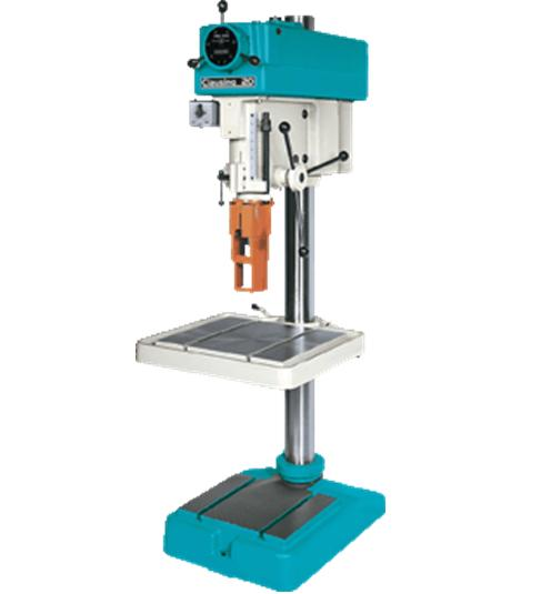 "Clausing 20"" Variable Speed Floor Model Drill Press, 2272, 1ph"