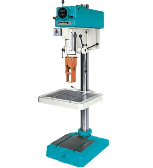 Clausing 20″ Variable Speed Floor Model Drill Press, 2272, 1ph