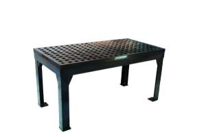 Weldsale 3' x 6' Platen Welding Table with Stand, WSC-36D