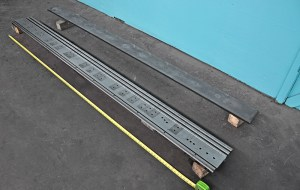 UniPunch 10 ft T-Slotted Plate w/ Ram Plate, T-Slotted Plates, Ram Plate