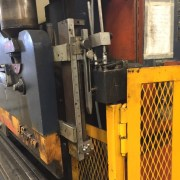 Pacific J90-10 10' x 90 Ton Hydraulic Press Brake with Hurco Backgauge