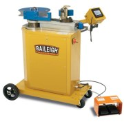 "Baileigh RDB-250 Programmable 2"" Rotary Draw Tube & Pipe Bender"
